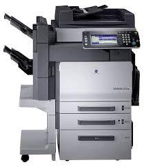 МФУ Konica Minolta bizhub c280 и Xerox Phaser 7800